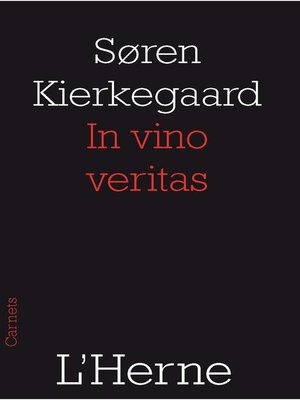 cover image of In vino veritas