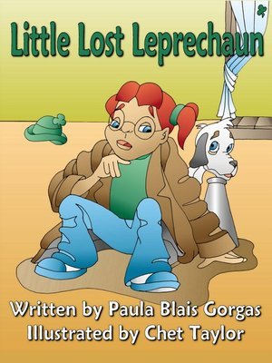 cover image of Little Lost Leprechaun
