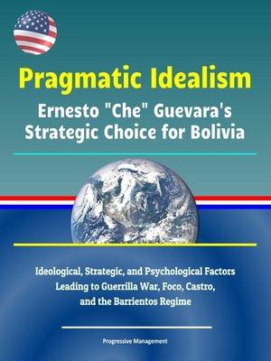 cover image of Pragmatic Idealism