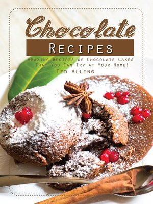 cover image of Chocolate Recipes