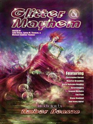 cover image of Glitter & Mayhem