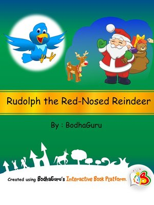cover image of Rudolph the Red-Nosed Reindeer