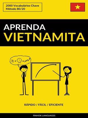 cover image of Aprenda Vietnamita