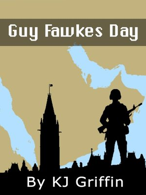 cover image of Guy Fawkes Day