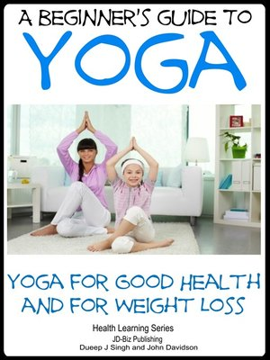 cover image of A Beginner's Guide to Yoga