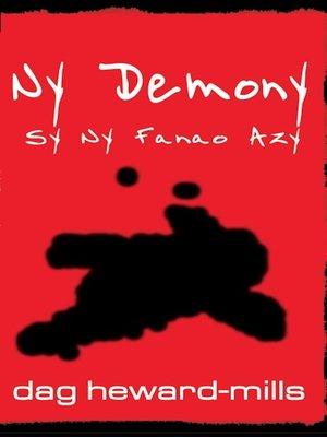 cover image of Ny Demony sy ny Fanao Azy
