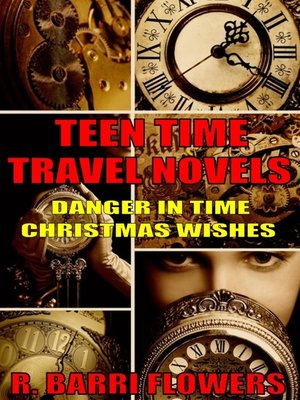 cover image of Teen Time Travel Novels 2-Book Bundle