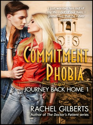 cover image of Commitment Phobia (Journey Back Home 1)