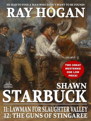 cover image of Shawn Starbuck Double Western 6