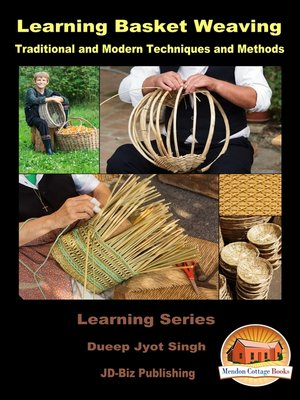 cover image of Learning Basket Weaving