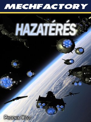 cover image of Hazatérés