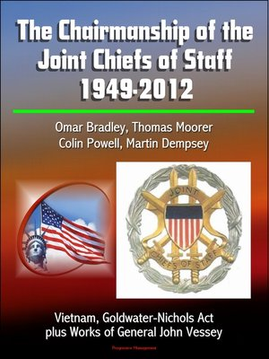 cover image of The Chairmanship of the Joint Chiefs of Staff