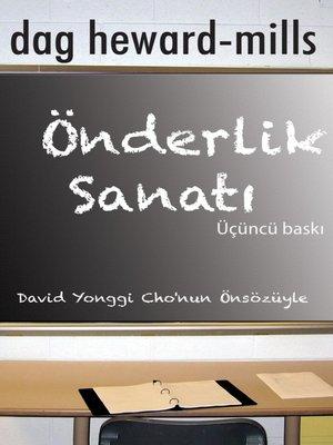 cover image of Önderlik Sanatı