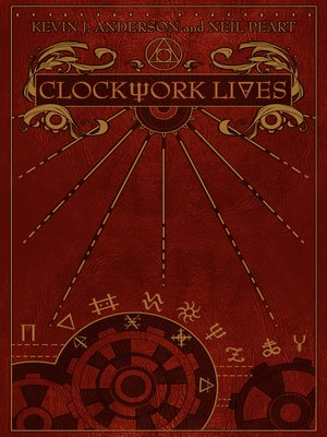 cover image of Clockwork Lives