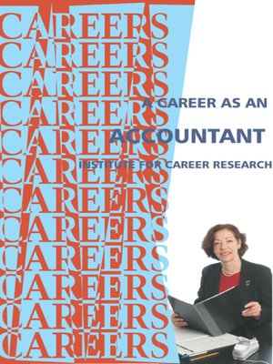 cover image of Career As an Accountant