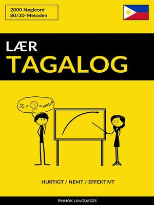 cover image of Lær Tagalog