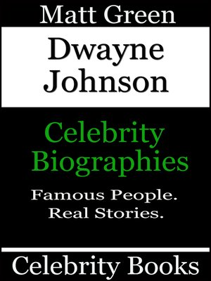 cover image of Dwayne Johnson