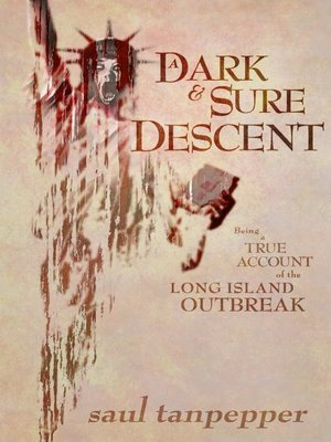 cover image of A Dark and Sure Descent