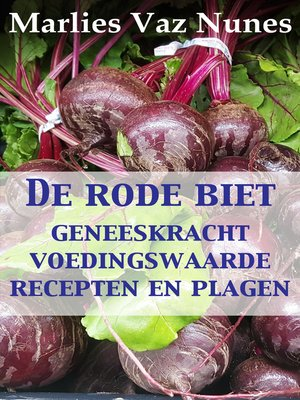 cover image of De rode biet