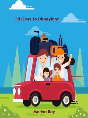cover image of Ed Goes to Disneyland