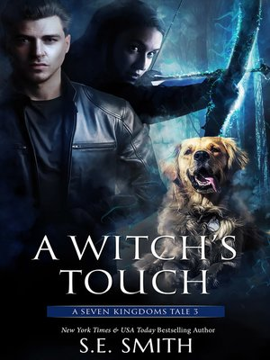 cover image of A Witch's Touch