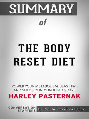 cover image of Summary of the Body Reset Diet
