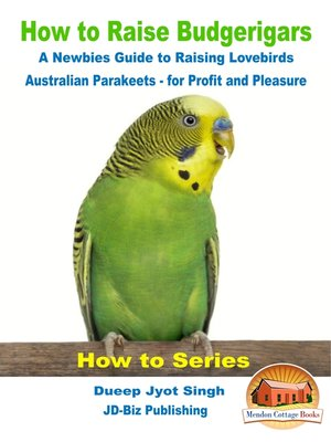cover image of How to Raise Budgerigars