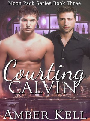 cover image of Courting Calvin