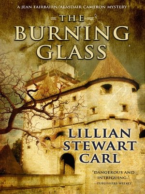 cover image of The Burning Glass