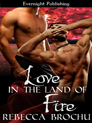 cover image of Love in the Land of Fire