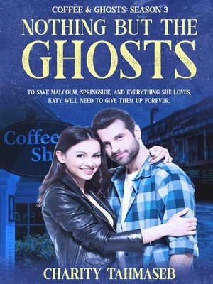 cover image of Coffee and Ghosts 3