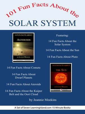 cover image of 101 Fun Facts About the Solar System
