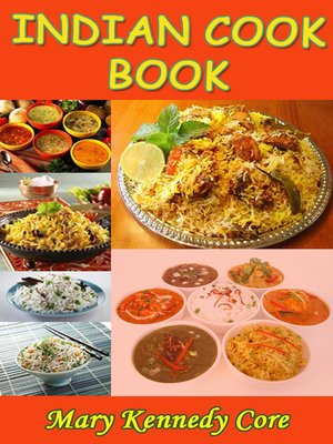 cover image of Indian Cook Book