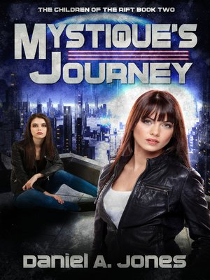 cover image of Mystique's Journey