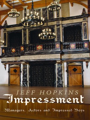cover image of Impressment