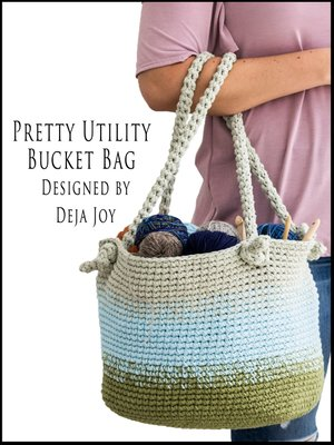 cover image of Pretty Utility Bucket Bag