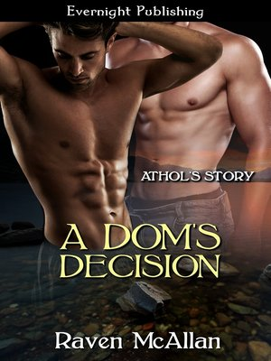 cover image of A Dom's Decision