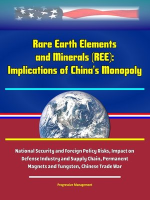 cover image of Rare Earth Elements and Minerals (REE)