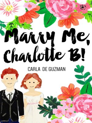 cover image of Marry Me, Charlotte B!