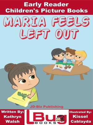 cover image of Maria Feels Left Out