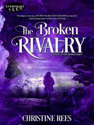 cover image of The Broken Rivalry