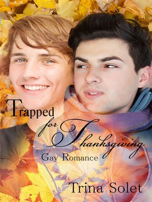 cover image of Trapped for Thanksgiving