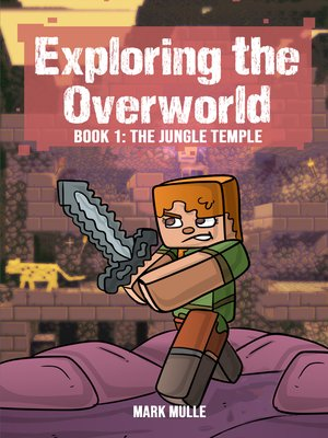 cover image of Exploring the Overworld, Book 1