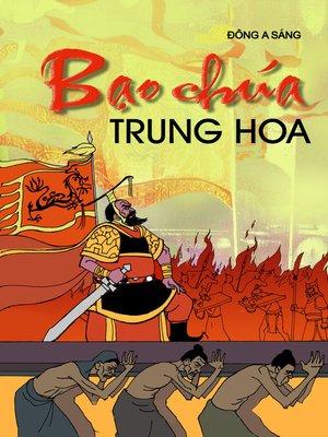 cover image of Bạo chúa Trung Hoa