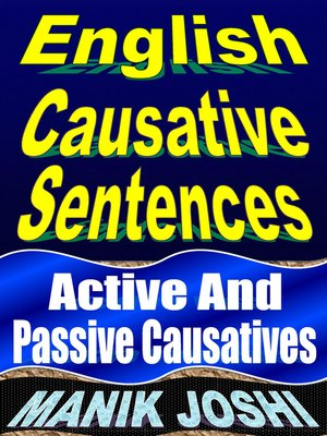 cover image of English Causative Sentences