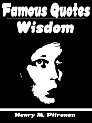cover image of Famous Quotes on Wisdom