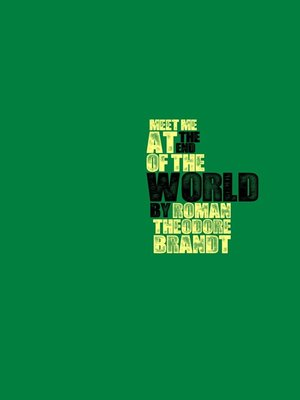 cover image of Meet Me at the End of the World