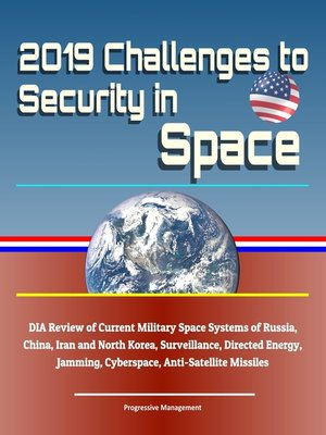 cover image of 2019 Challenges to Security in Space