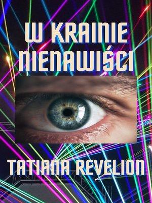 cover image of W krainie nienawiści