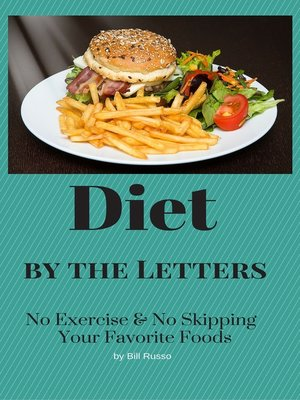 cover image of Diet by the Letters
